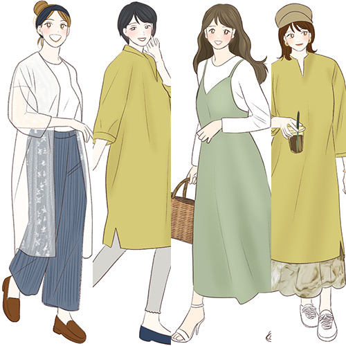 妄想女子トーク vol.03「ママ友ランチ、何着ていく?」
