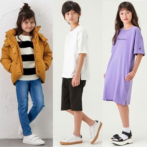 もう失敗したくない!子供服のサイズ選び。