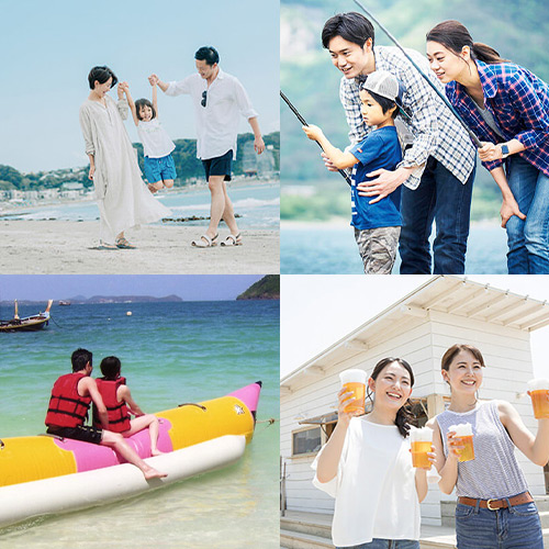 【夏だ!海だ!BBQ&アウトドア】家族や友達と快適に楽しめる服装は?