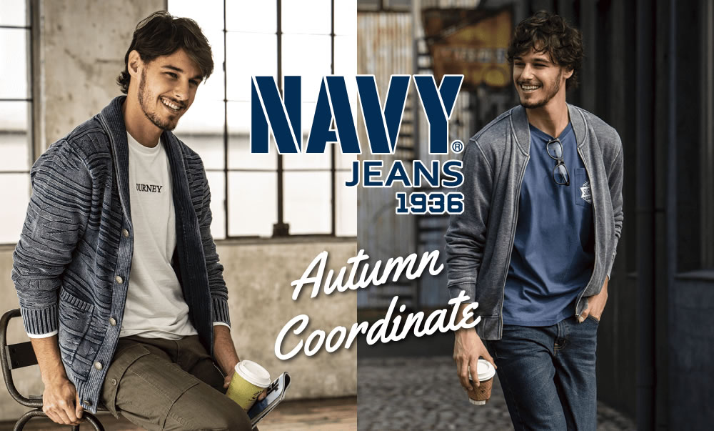 NAVY JEANSトップス