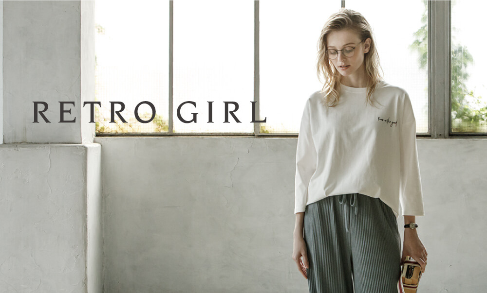 RETRO GIRL(レトロガール)